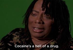 cocainesahellofadrug